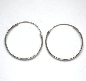 2657 Silber 925 Creolen