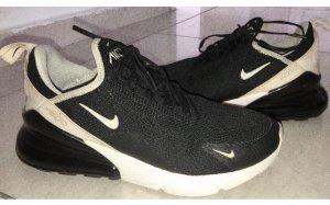 270 Nike, schwarz/beige,gr. 38,5