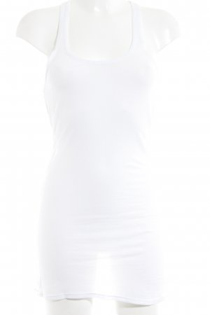 291 Venice Long Top white athletic style