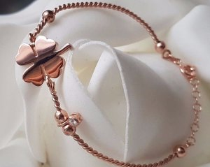 Arm Decoration rose-gold-coloured