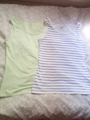 2er set basic Tops von H&M