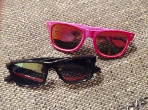 2er Set Sonnenbrillen