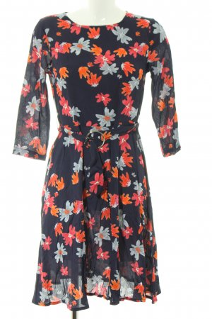 2nd Day Blouse Dress flower pattern casual look