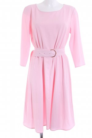 2nd Day Langarmkleid rosa Casual-Look