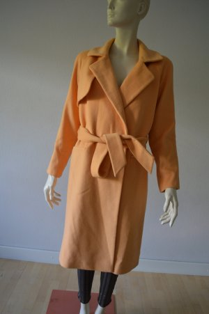 2nd Day Trench Coat apricot cotton