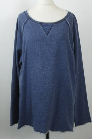 2nd Day Sweater Gr. M blau