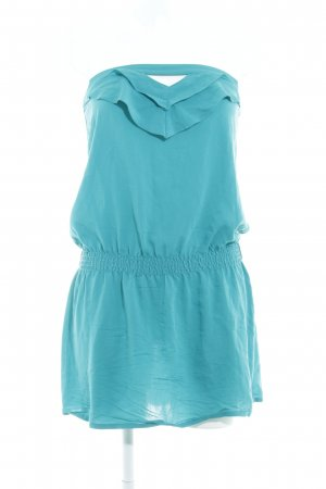 2Two Sleeveless Blouse cadet blue casual look
