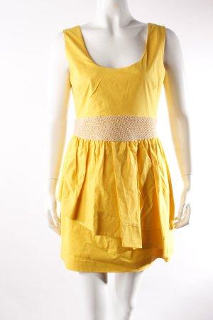 2wins Minikleid gelb