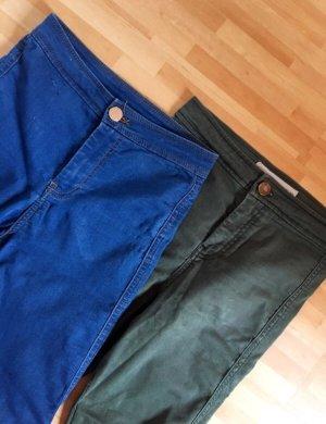 2x High Waist Jeans Asos 26/32