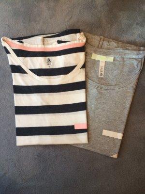 2x T-Shirt von Adidas Neo/ Größe xs