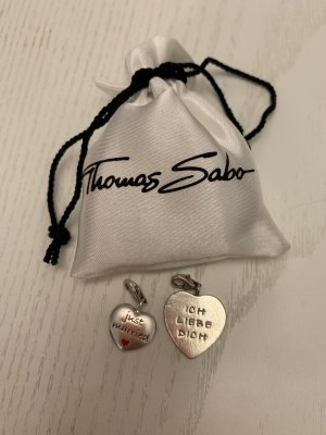 2x Thomas Sabo Charm Love
