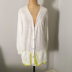 3.1 Philip Lim Long Cardigan Gr. 40 top Zustand