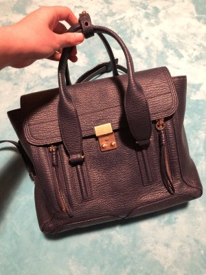 3.1 Phillip Lim Handbag blue-dark blue