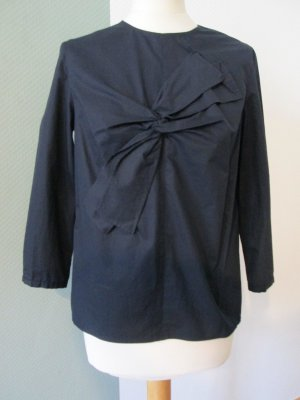 3.1 Phillip Lim Slip-over blouse donkerblauw