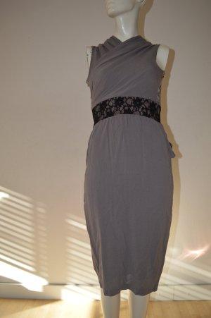 3.1 Phillip Lim Cocktail Dress grey silk