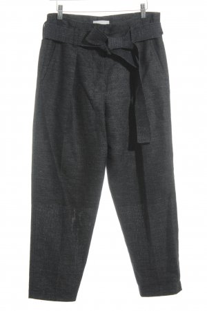 3.1 Phillip Lim Haremshose graublau-dunkelblau meliert Street-Fashion-Look