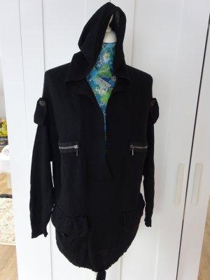 3.1 Phillip Lim Hooded Sweater black