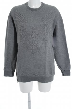 3.1 Phillip Lim Sweatshirt hellgrau Casual-Look