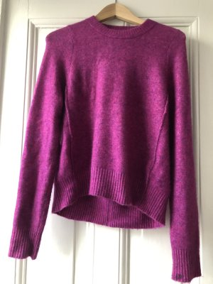 3.1 Phillip Lim Knitted Sweater violet