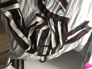 Bershka Camisa de manga corta multicolor