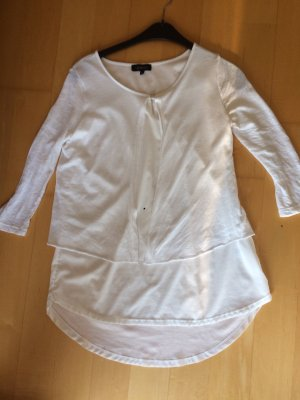 Amisu Camicia a tunica bianco sporco-bianco