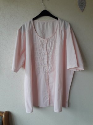 3/4 Arm Bluse Grösse 54 in rosa