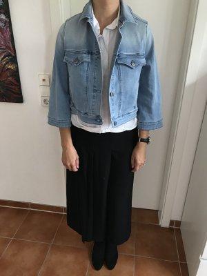 3/4 arm Jeans Jacke
