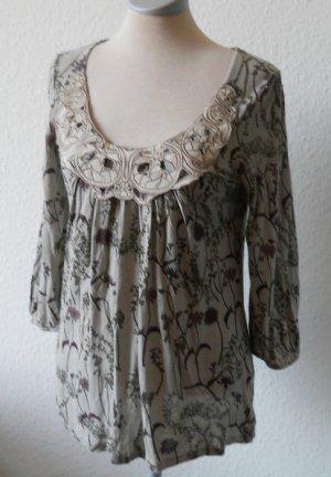 Next Camisa de mujer gris