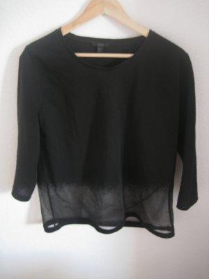 3/4 Arm Shirt schwarz Cos
