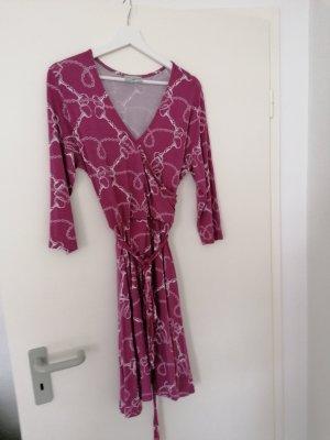 Tom Tailor Robe portefeuille violet