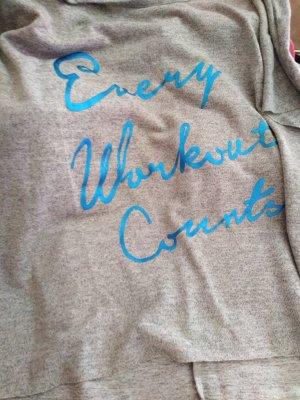 3/4 armlieges T-Shirt Farbe grau