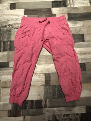 3/4 Length Trousers neon pink