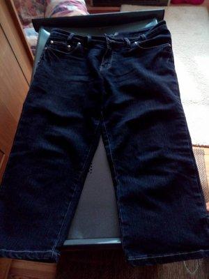 Korte broek blauw