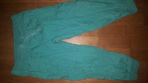 3/4 Length Trousers turquoise-mint