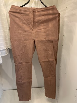 Asos 3/4 Length Trousers rose-gold-coloured