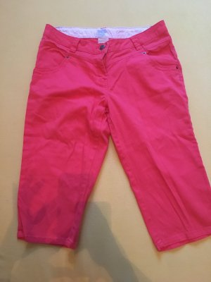 Blue Motion 3/4 Length Trousers bright red