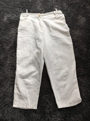 zaffiri 3/4 Length Trousers white