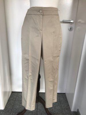 Cambio Pantalon 3/4 beige coton