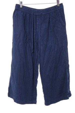 3/4-Hose dunkelblau Jeans-Optik