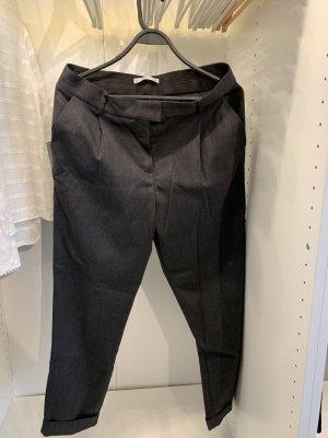 Mango 3/4 Length Trousers grey