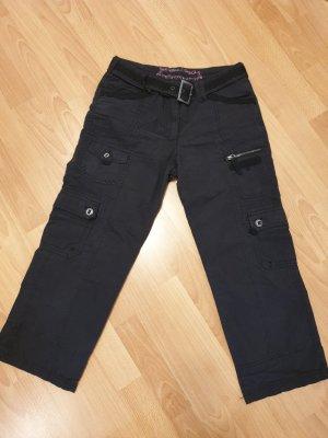 Giga Dx 3/4-broek zwart