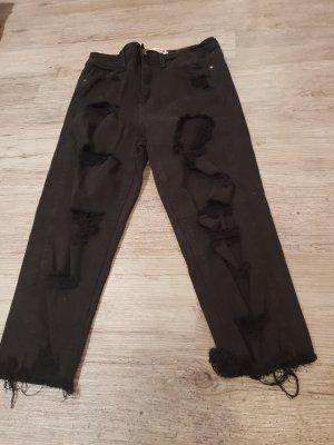 Tally Weijl 3/4-jeans zwart