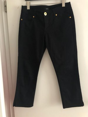 Guess Pantalone Capri nero