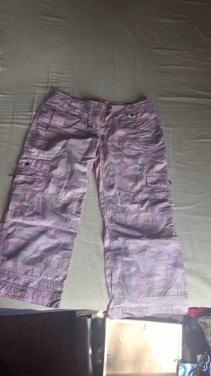 3/4 Hose in pinkem Army Style