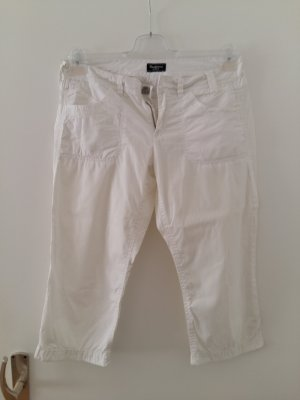 Anastacia by s.Oliver 3/4 Length Trousers white