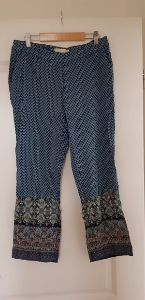 Ivi collection 3/4 Length Trousers multicolored viscose