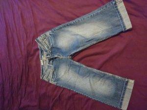 3/4 Hose Jeans größe 34