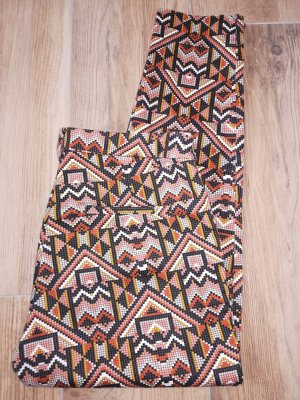 3/4-Hose / Slacks / Stoffhose / Indian Boho / Sommerhose