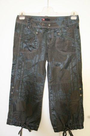 Diesel Pantalon 3/4 gris anthracite-gris