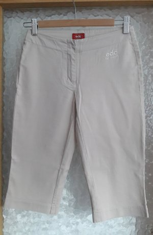 edc by Esprit 3/4 Length Trousers cream